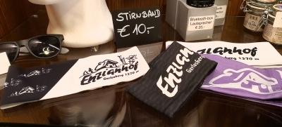 Stirnband Enzianhof